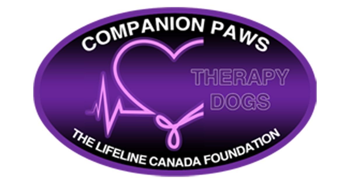 Personal Therapy Dog Adoption The Lifeline Canada Foundation